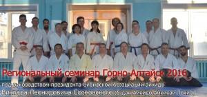 Семинар Сосновский2016